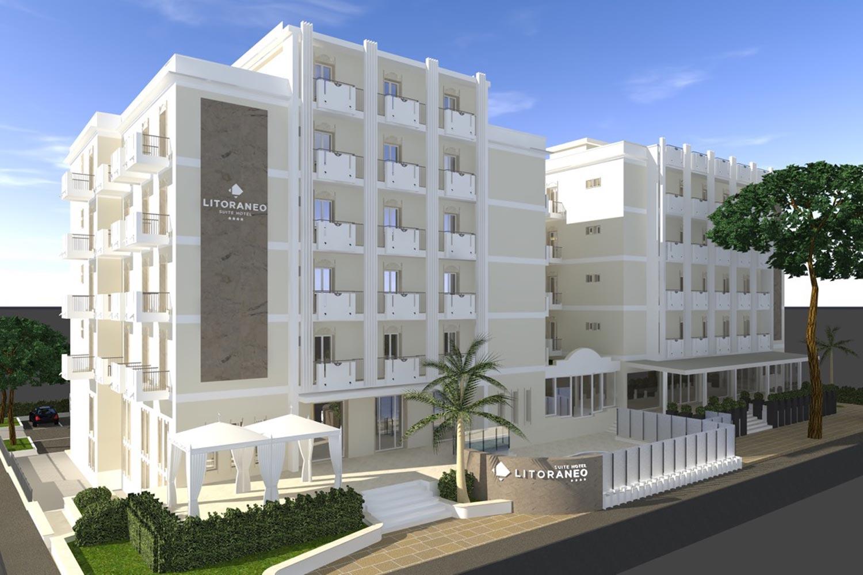 Lato Monte Giorno Litoraneo Suite Hotel